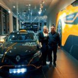 Presentazione Nuova Renault Clio Rally V