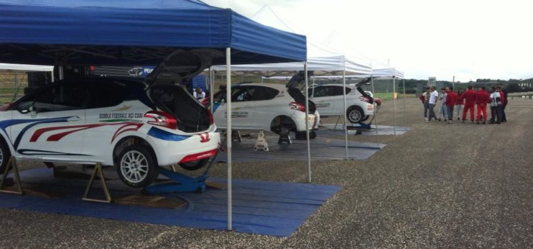 Ripartono i test rally