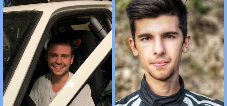 Lorenzo Matteelli, debutto al Rally Coppa Città di Lucca