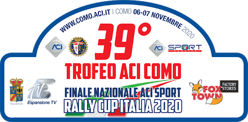 39° Rally Aci Como 2020